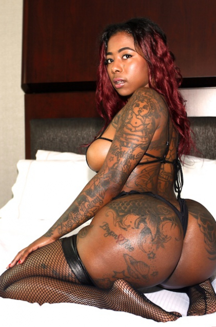 Xxx Porn life thick black lesbian